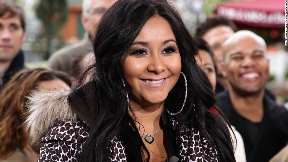 """Jersey Shore"" star Nicole ""Snooki"" Polizzi made a name for herself as the (very tan) face of New Jersey's Italian-Americans. She was actually born in Chile and adopted by an Italian-American family when she was 6 months old."