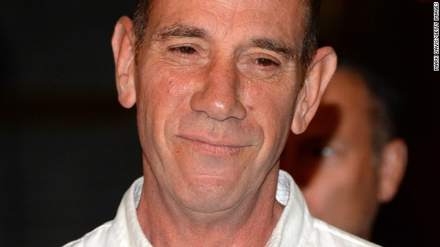 "Actor Miguel Ferrer seen in 2013 at an event to mark the 100th episode of CBS' ""NCIS: Los Angeles."""