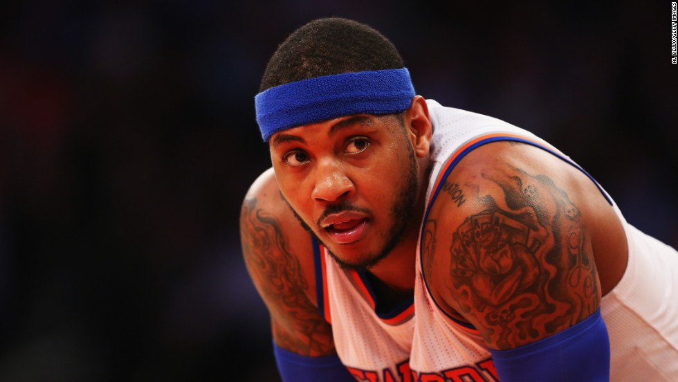 Since joining the Knicks in 2011 -- and signing two deals guaranteeing $138 million -- 'Melo has won just one playoff series. Anthony, however, is coming off a third consecutive Olympic gold medal performance and will work around a re-tooled team featuring Derrick Rose, Joakim Noah and last year's rookie sensation Kristaps Porzingis.