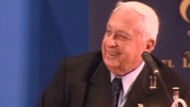 Ariel Sharon: The politician