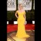 09 golden globes red carpet - Melissa Rauch
