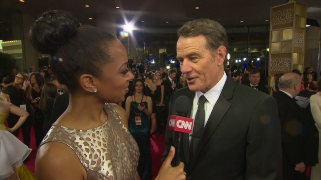 Cranston: I'm going to 'Kanye' the stage