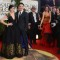golden globes red carpet - Julianna Margulies and Keith Lieberthal