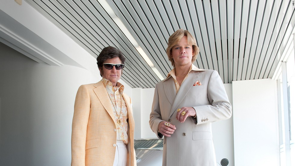 "<strong>Best miniseries or TV film<strong></strong>:</strong> ""Behind the Candelabra"""