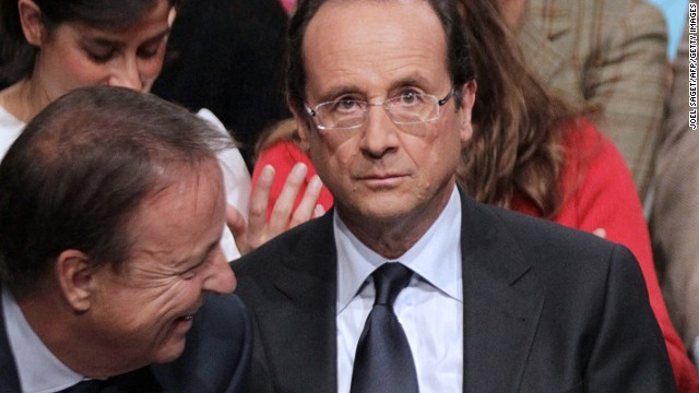 Report: French president in affair claim
