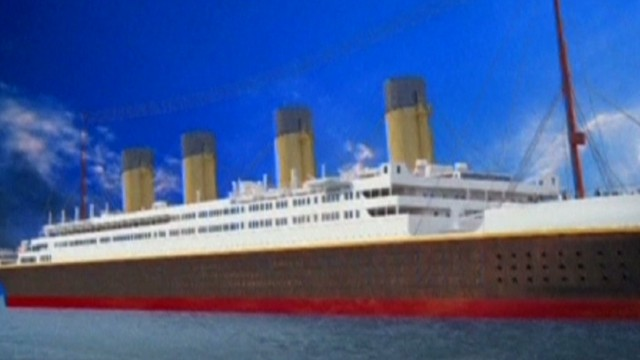 China plans full-size 'Titanic' replica