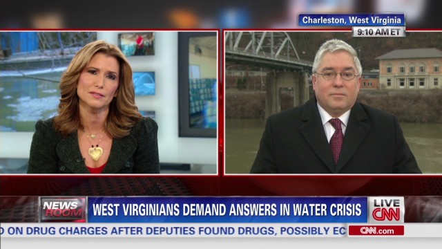 New investigation into W. Va. water mess