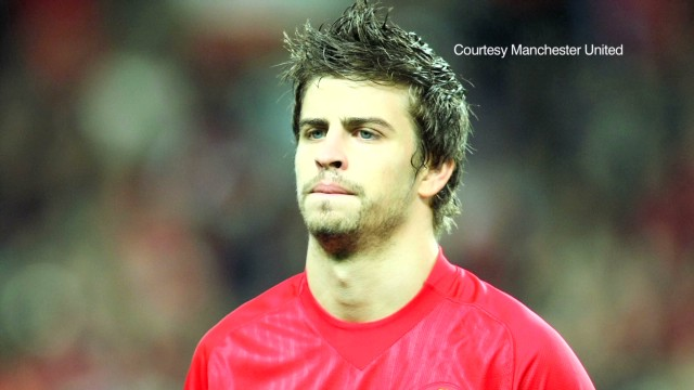 Gerard Pique: Shakira is on my iPod