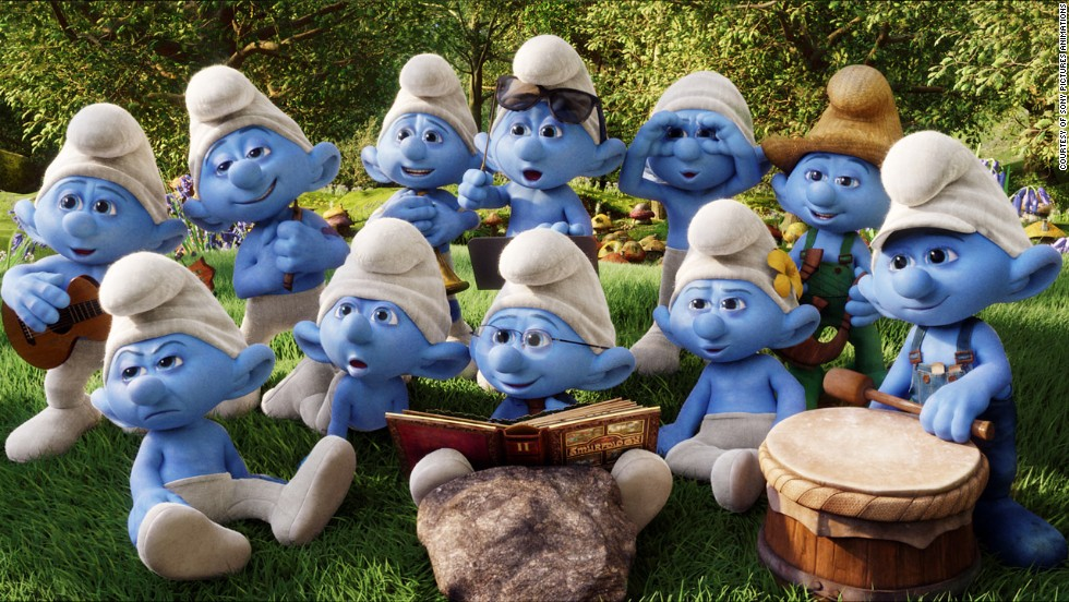 "The Razzies give out awards for ""worst remake, rip-off or sequel."" ""Smurfs 2"" fit the ""sequel"" part of the category and received a nomination."
