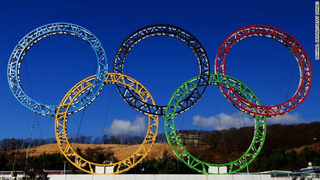 Are the Sochi Olympics safe?