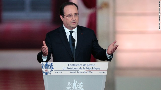 French Pres. Faces Press After Scandal