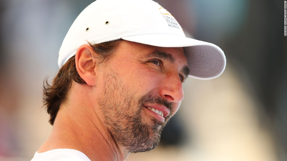 Former Wimbledon champion Goran Ivanisevic is something of a veteran on the coaching circuit compared to the likes of Becker and Edberg, having started coaching fellow Croatian Marin Cilic in 2010. <br />
