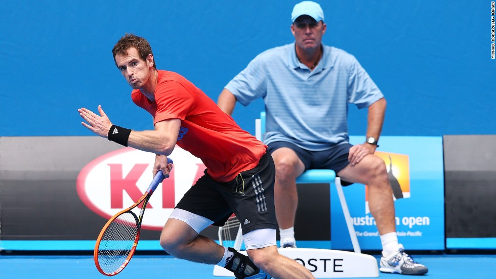Eight-time grand slam champion Ivan Lendl helped Britain's Andy Murray win his first two major titles, as well as an Olympic gold medal.