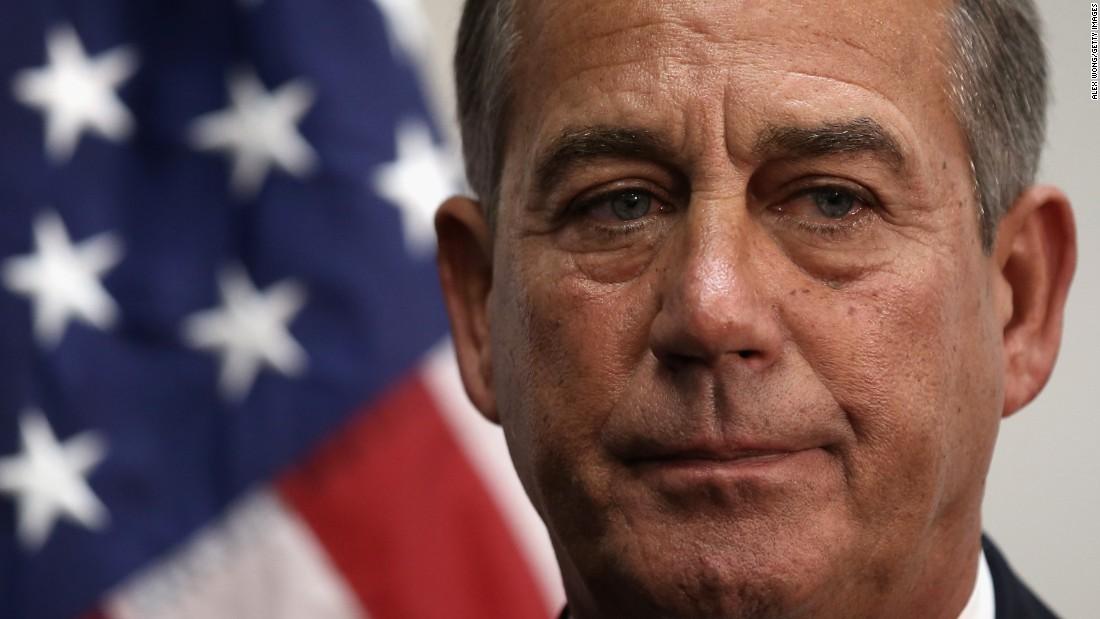 Boehner defends House GOP immigration lawsuit