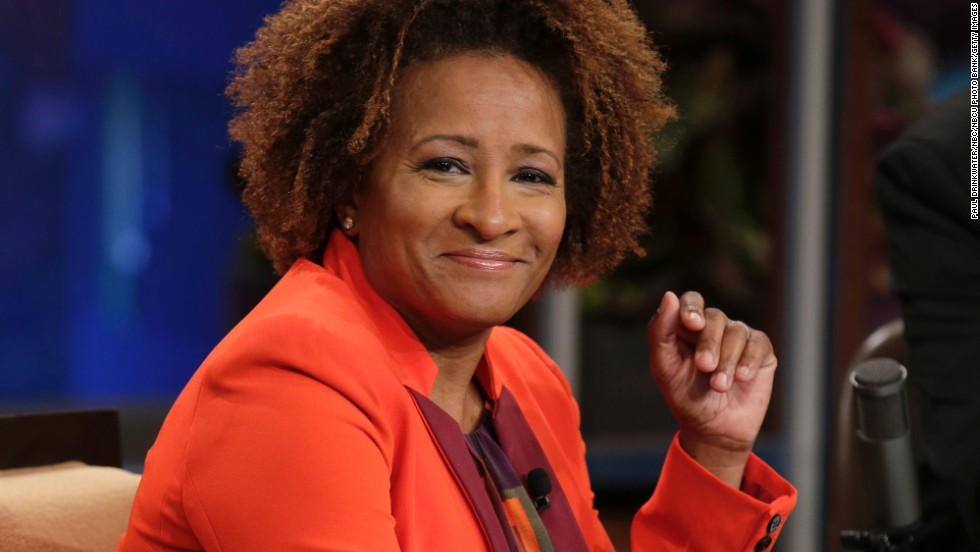 Emmy Award-winning television writer, comedian and actor Wanda Sykes is known for her witty and biting stage work. Born in Portsmouth, Virginia, on March 7, 1964, Sykes worked at the National Security Agency after college. She became the first African-American woman and openly gay entertainer to headline the White House Correspondents' Association dinner.