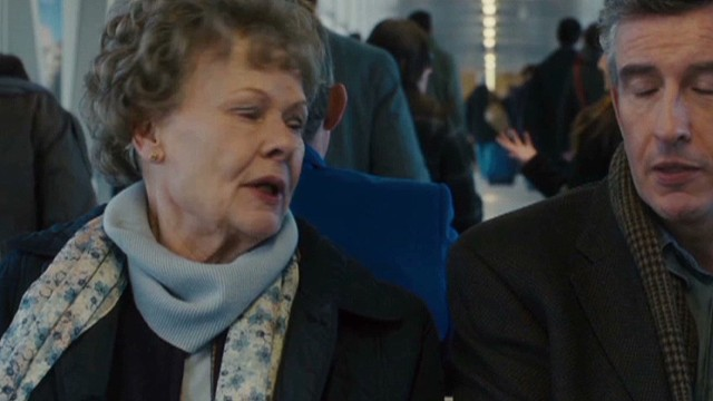 Judi Dench up for 'Philomena'