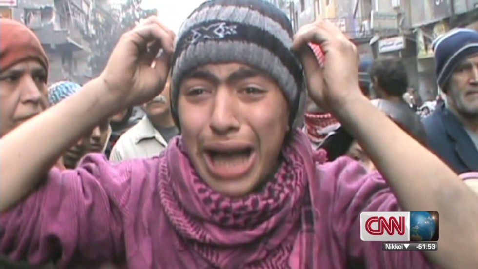 Palestinian refugees starving to death in Syrian camp, human rights groups say