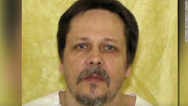 Witness: Inmate gasped during execution