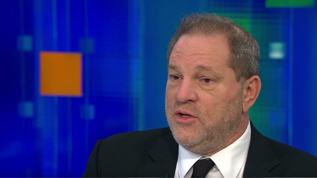 Weinstein to take on NRA in film