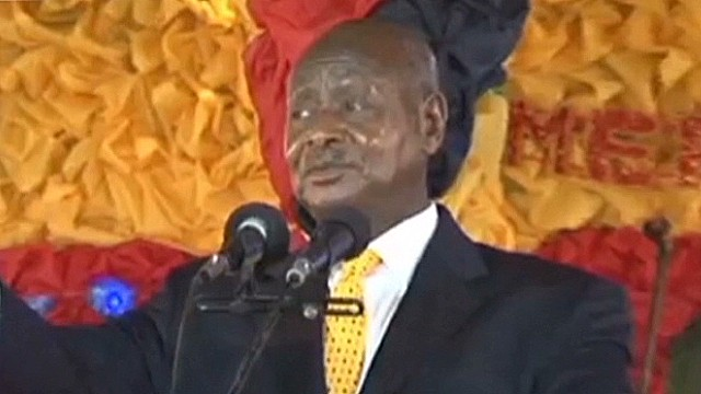 Uganda president won't sign anti-gay law