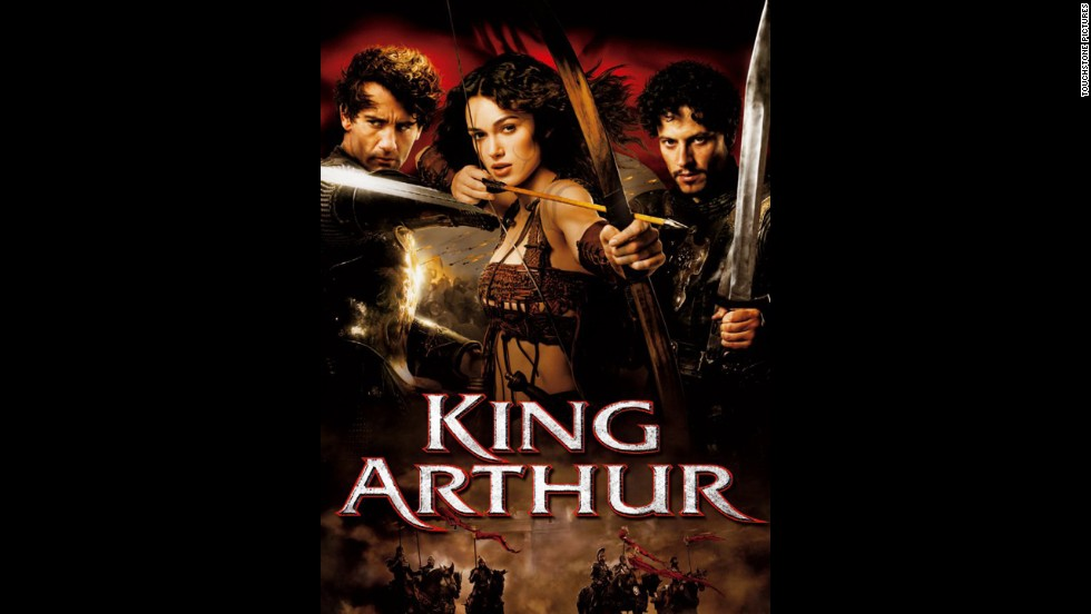 "A 2004 promotional poster for ""King Arthur"" revealed a more well-endowed Keira Knightley than her typical boyish figure. Knightly has complained about her breasts being digitally altered for promotional movie shots and in reference to the ""King Arthur"" poster told a magazine, ""those things certainly weren't mine."""