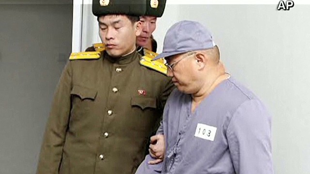 Kenneth Bae's family pleads for mercy