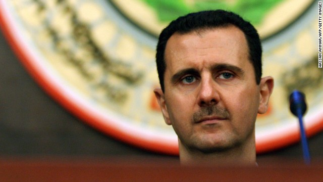 U.S.  warns Syrian regime following allegations of chemical weapons use