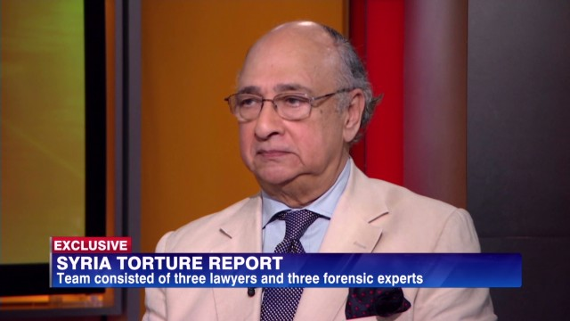 Analyzing Syria's alleged torture report