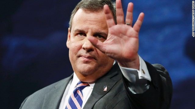 Can Christie weather storm?