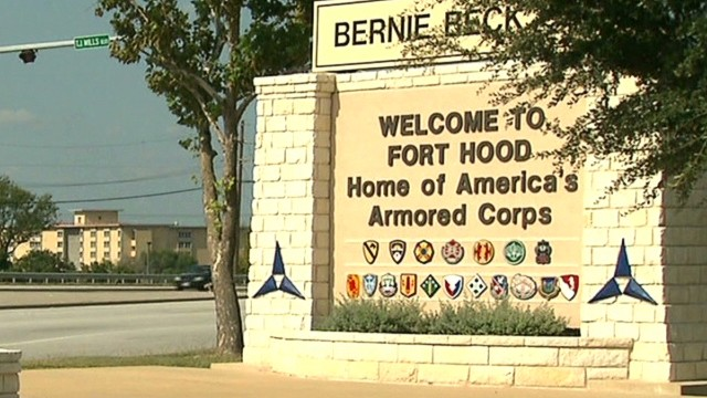 US officials: Fort Hood shooter is dead