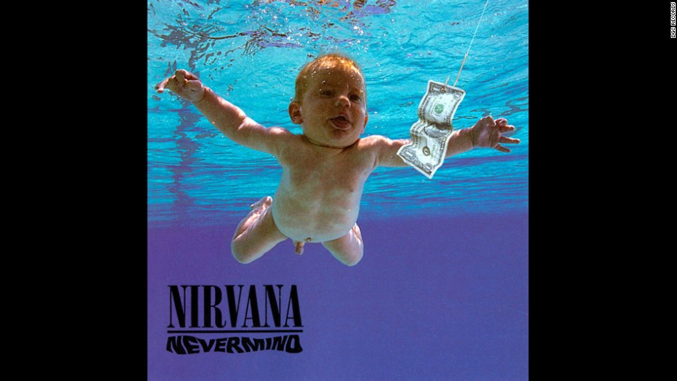 "The success of Nirvana's ""Nevermind"" in 1991 was a bit of a shocker as grunge music had not yet fully taken hold. Driven by the success of the single ""Smells Like Teen Spirit,"" it became a huge hit and is still popular. Fans have even kept up with the<a href=""http://www.cnn.com/2011/09/26/showbiz/nirvana-baby/"" target=""_blank""> fate of the baby pictured on the cover.</a>"