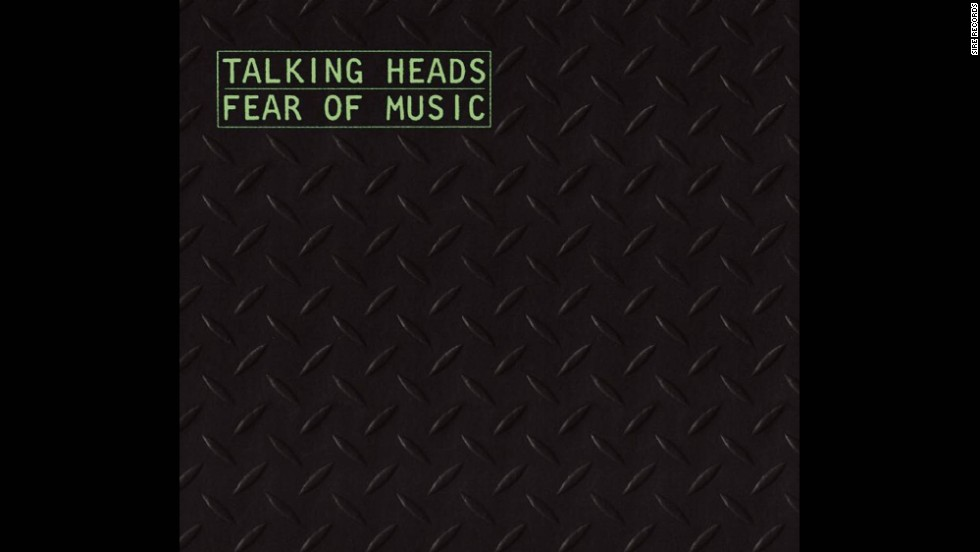 "Talking Heads 1979 album ""Fear of Music"" may not have scored any Grammys, but <a href=""http://www.nytimes.com/2012/06/03/books/review/jonathan-lethem-on-talking-heads-fear-of-music.html?_r=0"" target=""_blank"">it did inspire a book. </a>"