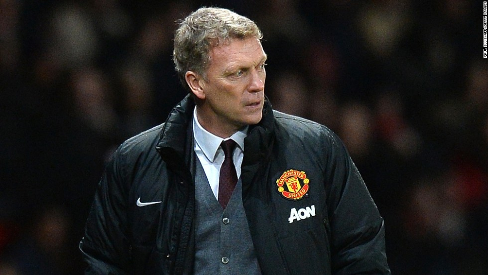 The man taking the flak is United manager David Moyes, who has endured a torrid time since taking over from Alex Ferguson at the start of the season. After their League Cup exit the only competition they can realistically win is the European Champions League, a trophy Ferguson won only twice in his 27 year reign.