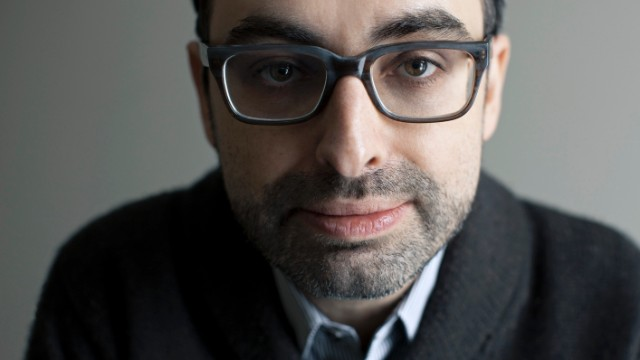 "Gary Shteyngart, a Russian immigrant, details the adjustment process in his memoir, ""Little Failure."""