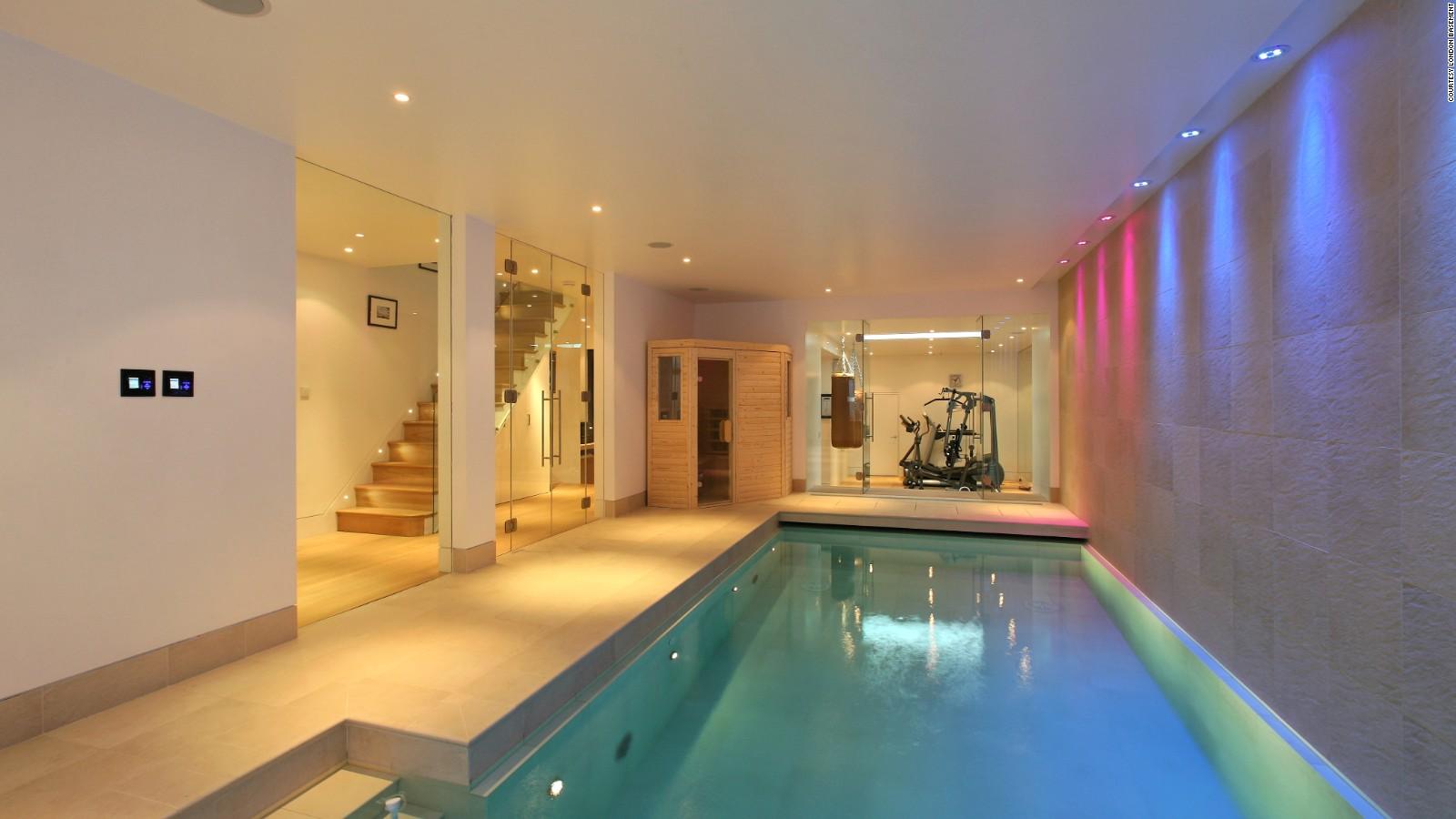 Basement Ideas Images Property london's amazing luxury basements - cnn style