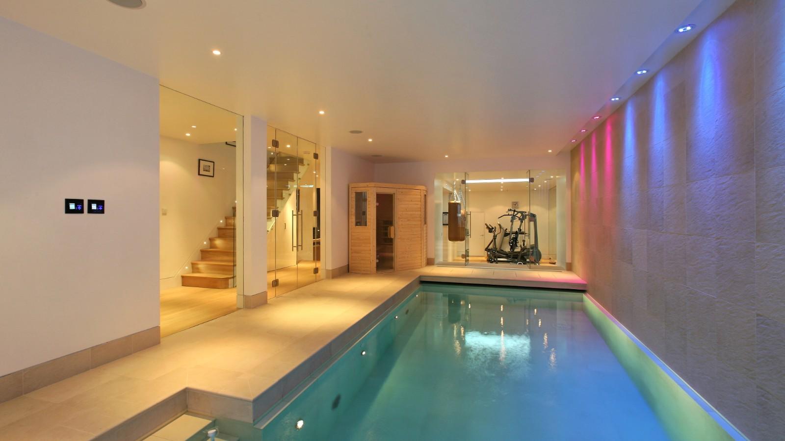 London's Amazing Luxury Basements