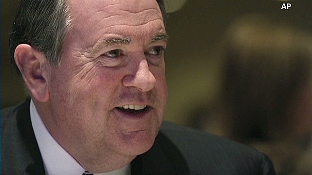 Mike Huckabee and the 'war on women'