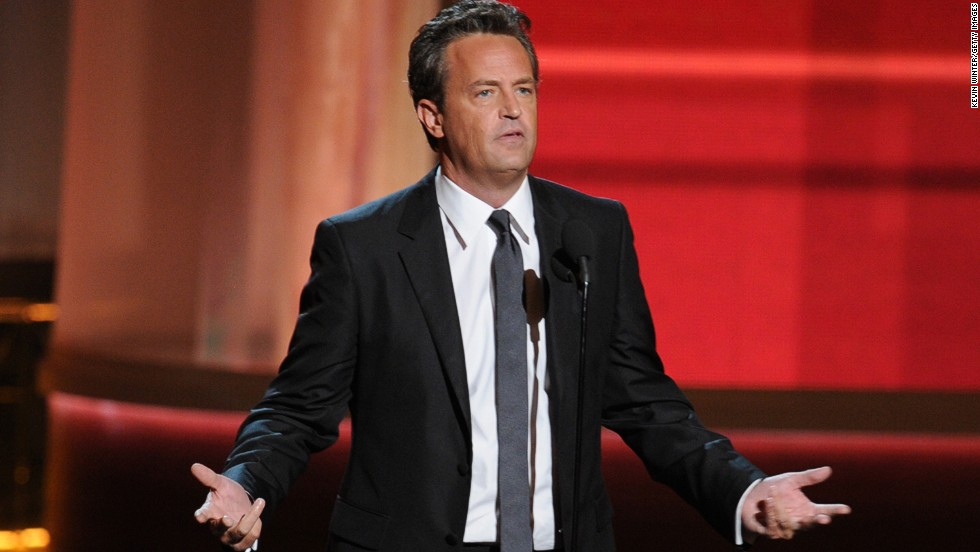 "Matthew Perry <a href=""http://www.people.com/people/article/0,,20489277,00.html"" target=""_blank"">has struggled </a>with an addiction to prescription drugs and alcohol and landed on the cover of People magazine<a href=""http://marquee.blogs.cnn.com/2013/07/03/matthew-perrys-road-to-sobriety/""> to discuss his road to sobriety.</a> While he was on ""Friends,"" he said, ""it would seem like I had it all. It was actually a very lonely time for me, because I was suffering from alcoholism."""