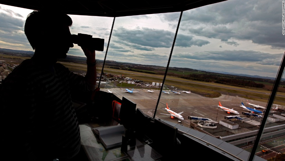 Language of air travel: How traffic control keeps you safe