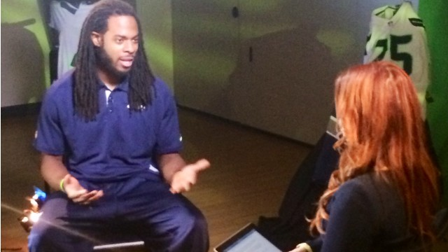 Richard Sherman: More than Words