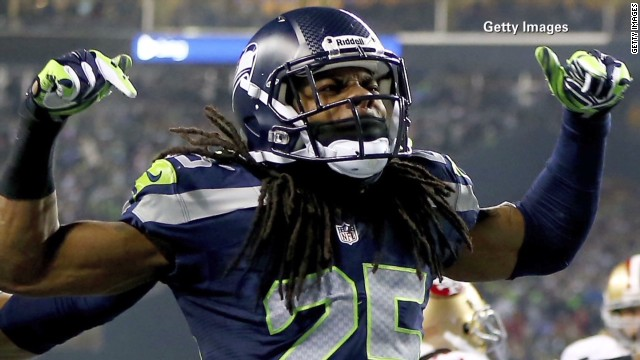 Sherman fined $7,875 for taunting