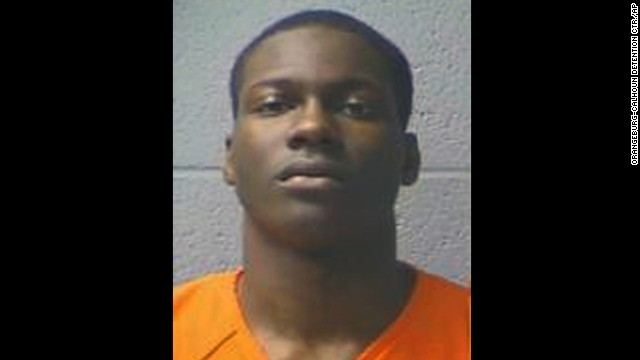 Justin Bernard Singleton, 19, is charged with the murder of a student.