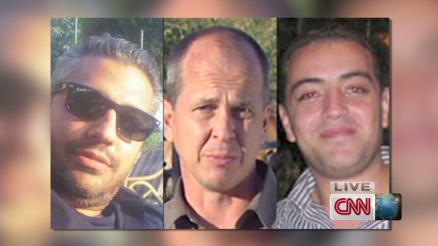 Al Jazeera jailed journalists