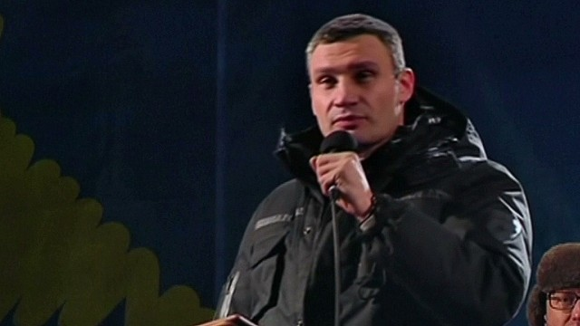 Ukraine opposition rejects offer