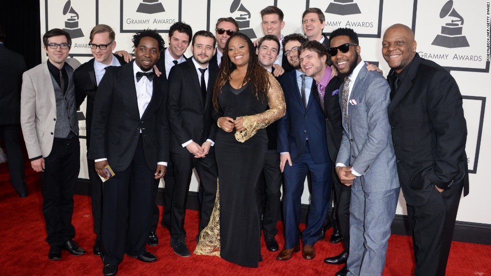 Snarky Puppy with Lalah Hathaway