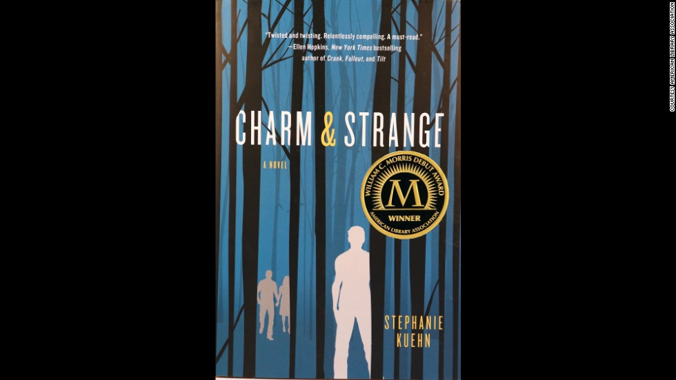 """Charm & Strange,"" written by Stephanie Kuehn, is the 2014 William C. Morris Award winner."