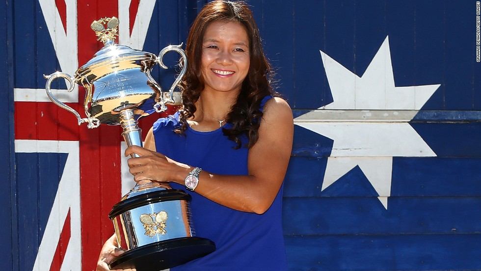 Li Na claimed her second grand slam title when she won the 2014 Australian Open. The $2.4 million first prize added to her considerable wealth, and the success could increase her list of endorsement deals.