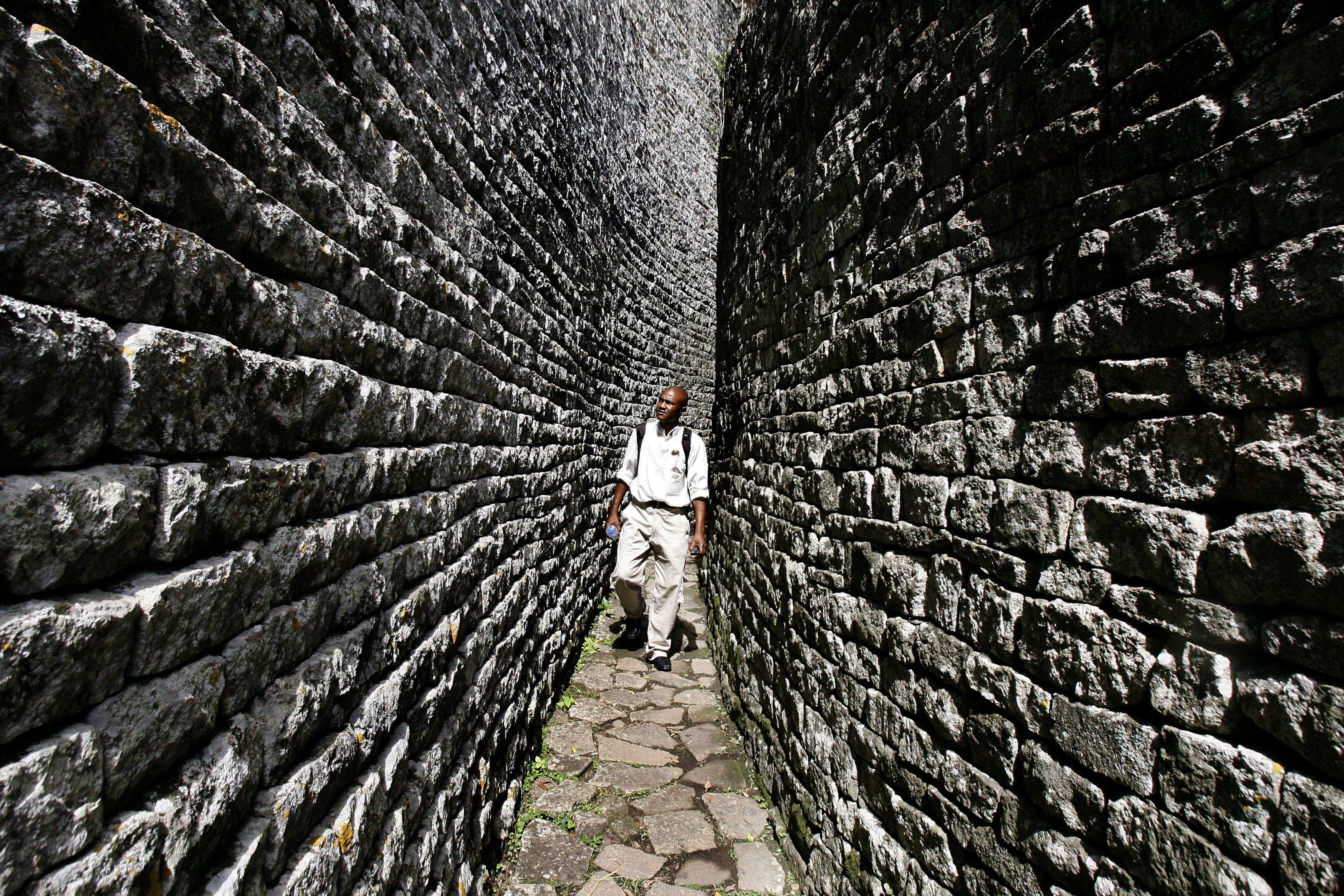 900-year-old stone kingdom: The breathtaking ruins of Great