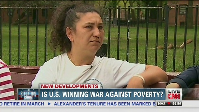 50 years later, War on Poverty rages on