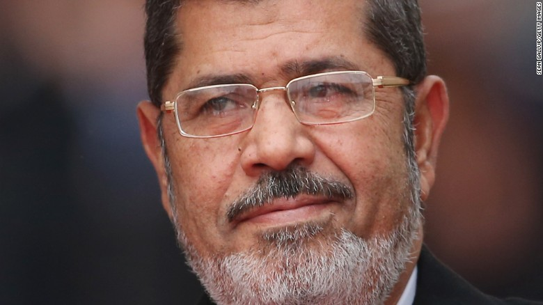 Former minister responds to Morsy's 20 year sentence